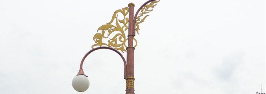 Ragam Tiang Lampu Pju Penjualan Tiang Lampu Jalan Taman